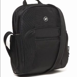 Professional camera shoulder bag • black